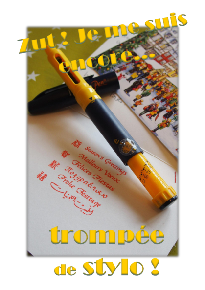 TROMPEE de stylo3