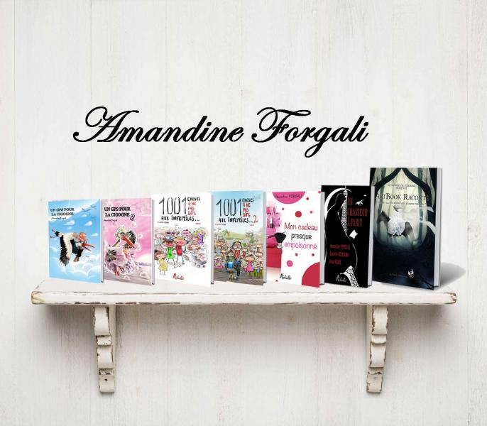 Amandine FORGALI – Interview du mois