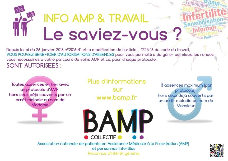 AMP-TRAVAIL témoignage et dernières infos très importantes!