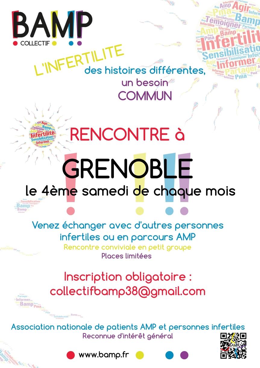 GRENOBLE – Thé BAMP!