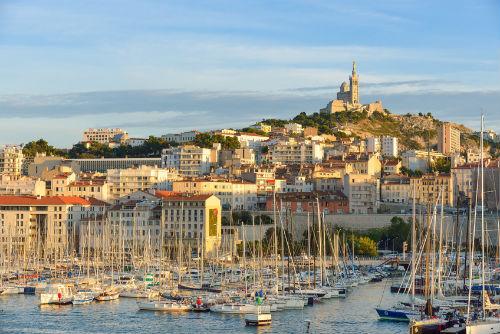 Rencontre à Marseille