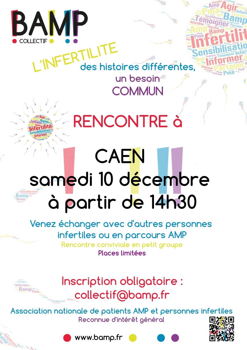 C'est quand à Caen?