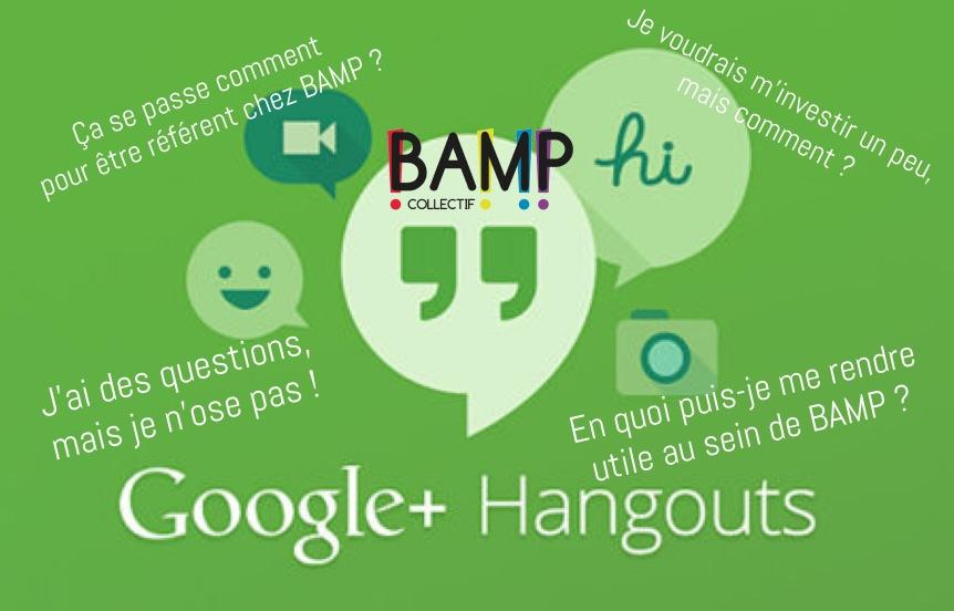 Réunion virtuelle d'information, BAMP une association2.0
