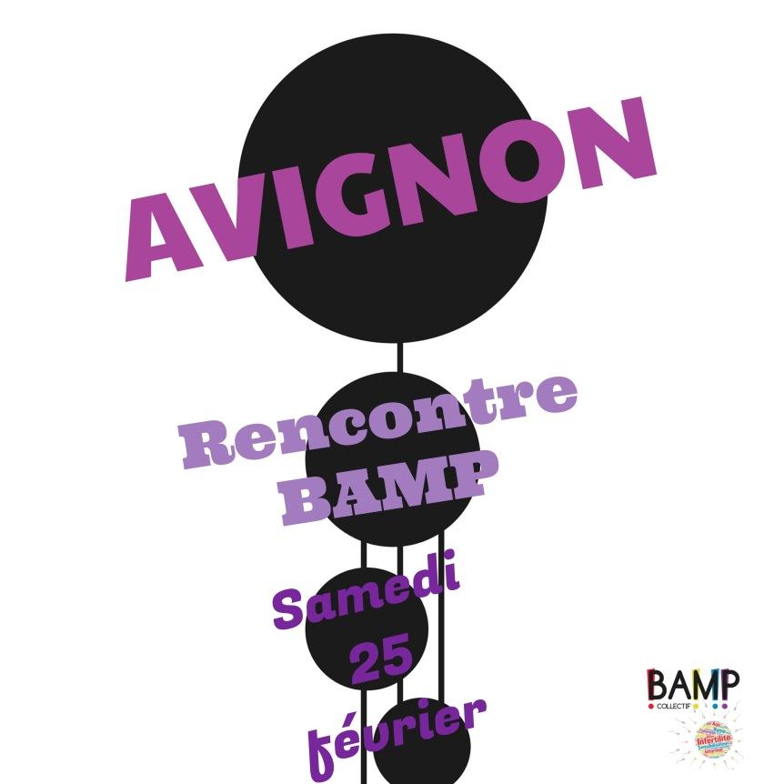 Première rencontre BAMP à Avignon