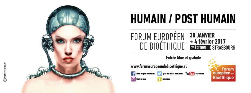 7ème édition du Forum européen debioéthique