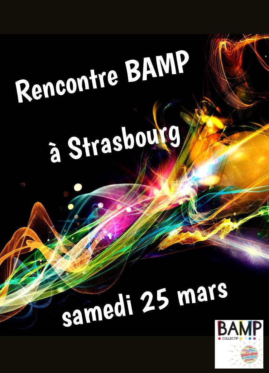Pour la première fois, une rencontre BAMP à Strasbourg