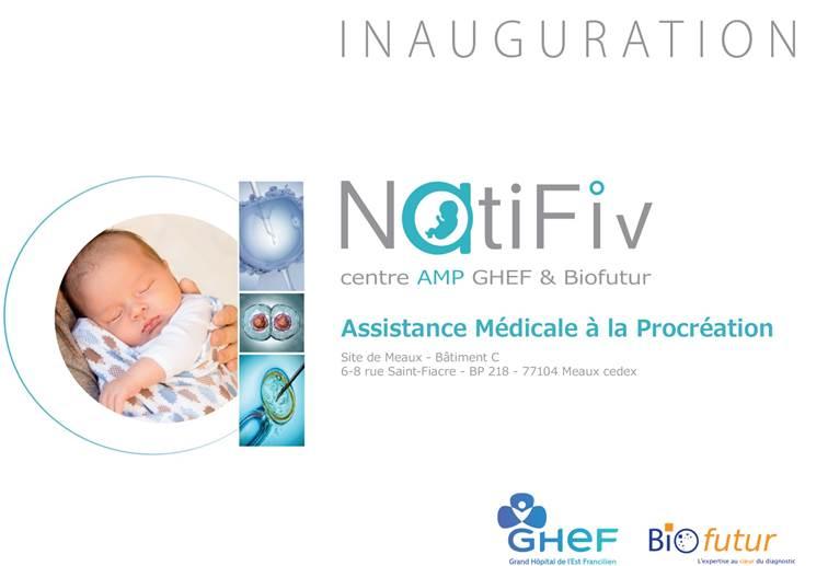NATIFIV, enfin, un centre d'AMP dans le nord Seine etMarne