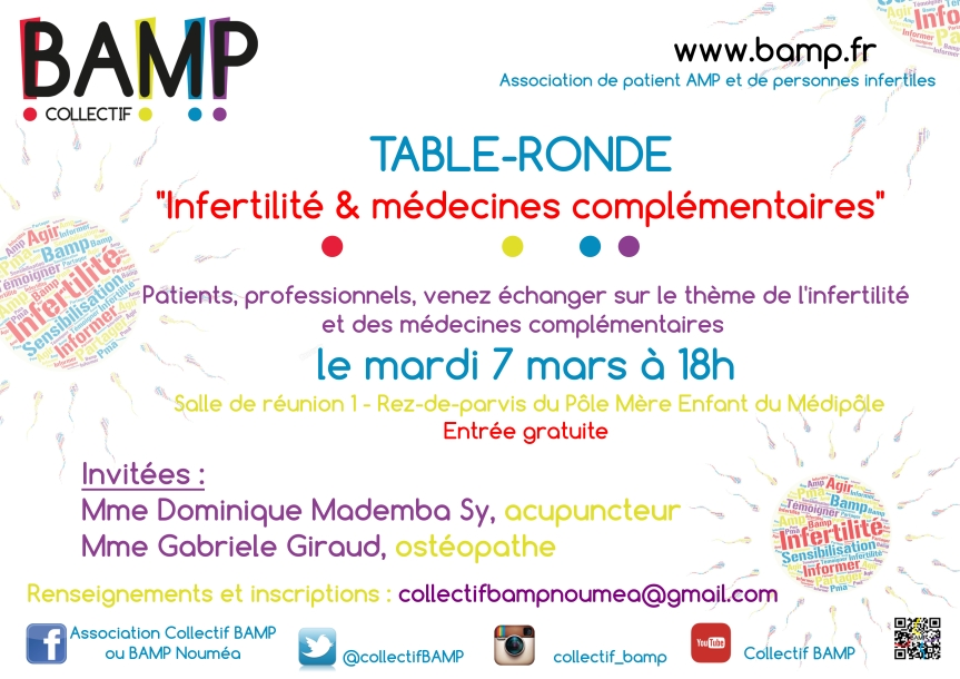 Table-ronde à Nouméa !