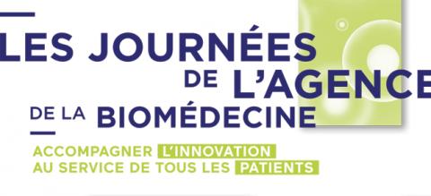Journées de l'agence de la biomédecine2017