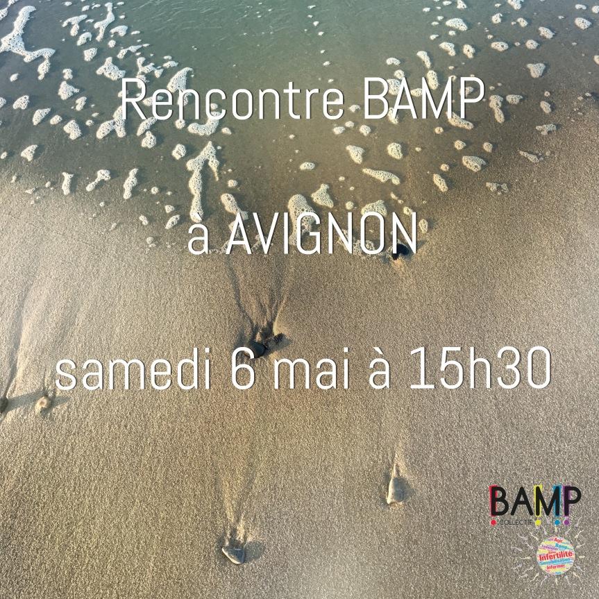 Rencontre BAMP àAvignon