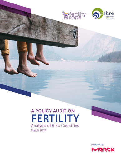 Retour sur l'audit Européen sur lafertilité