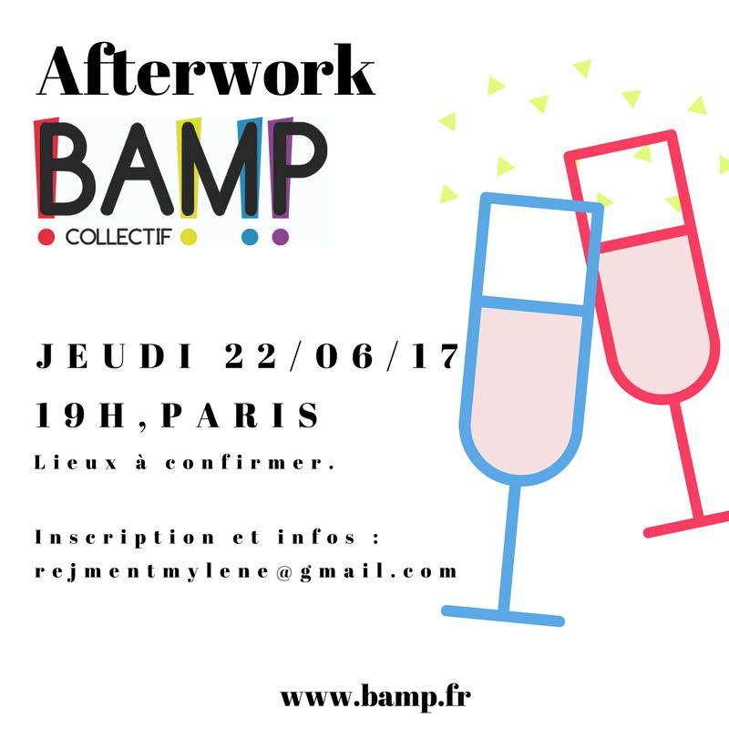 Rencontre BAMP à Paris en Afterwork!