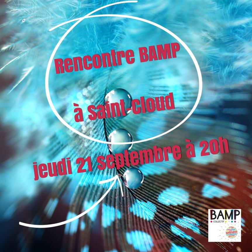 La rentrée BAMP àSaint-Cloud
