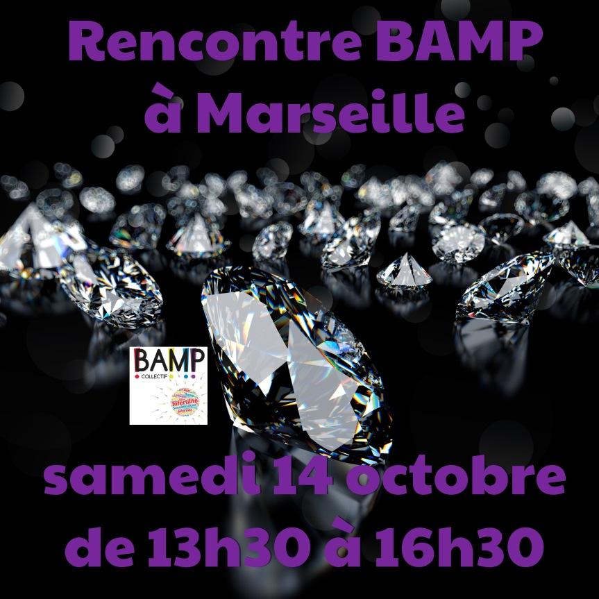 Rencontre BAMP à Marseille!