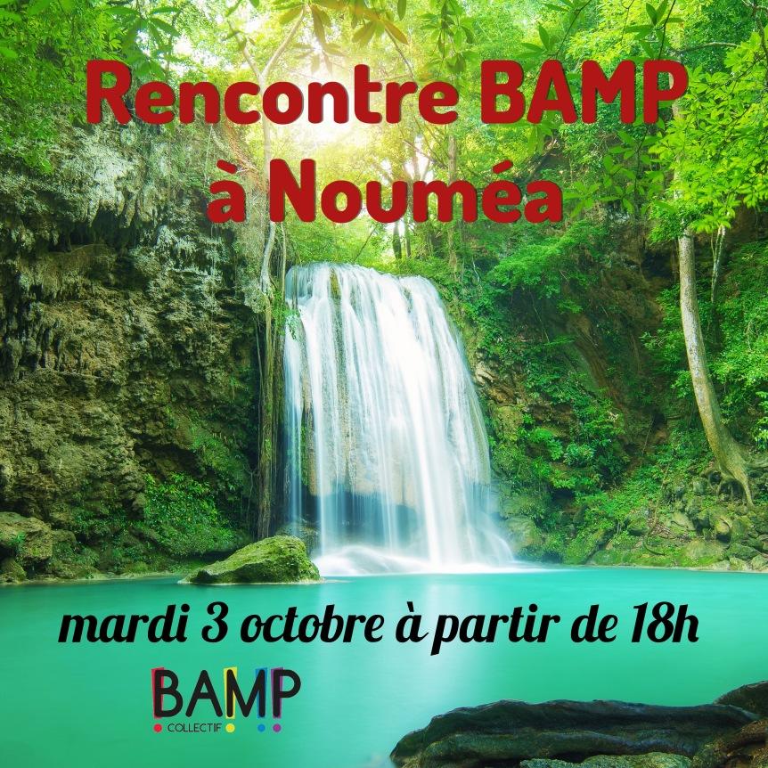 Rencontre BAMP en Nouvelle-Calédonie