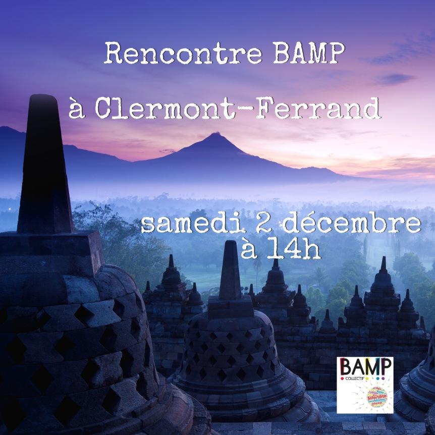 Reprise des rencontres à Clermont-Ferrand !