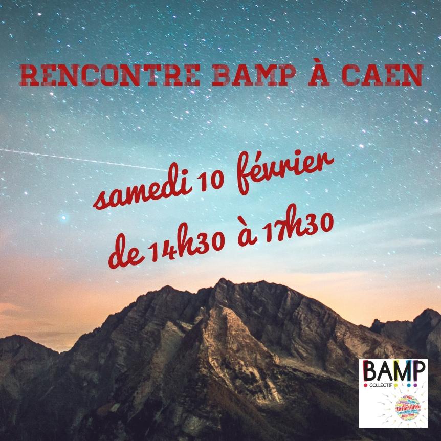 2018 : les rencontres reprennent à Caen!