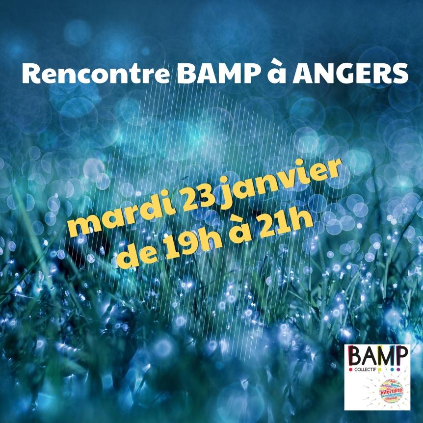 Rencontre BAMP àAngers