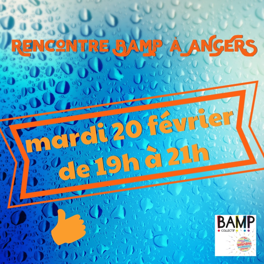 ANGERS : rencontre BAMP