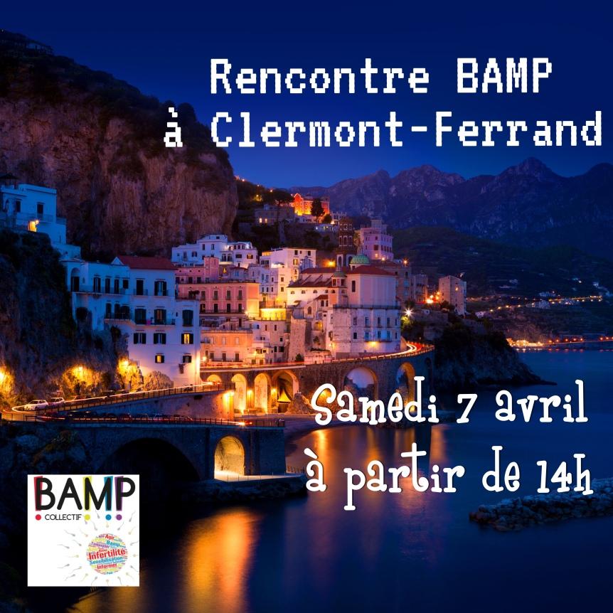 BAMP en Auvergne!