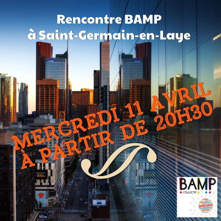 Rencontre BAMP à St-Germain-en-Laye