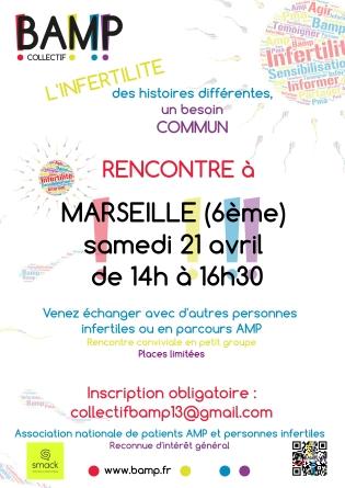 Rencontre MarseilleAvril