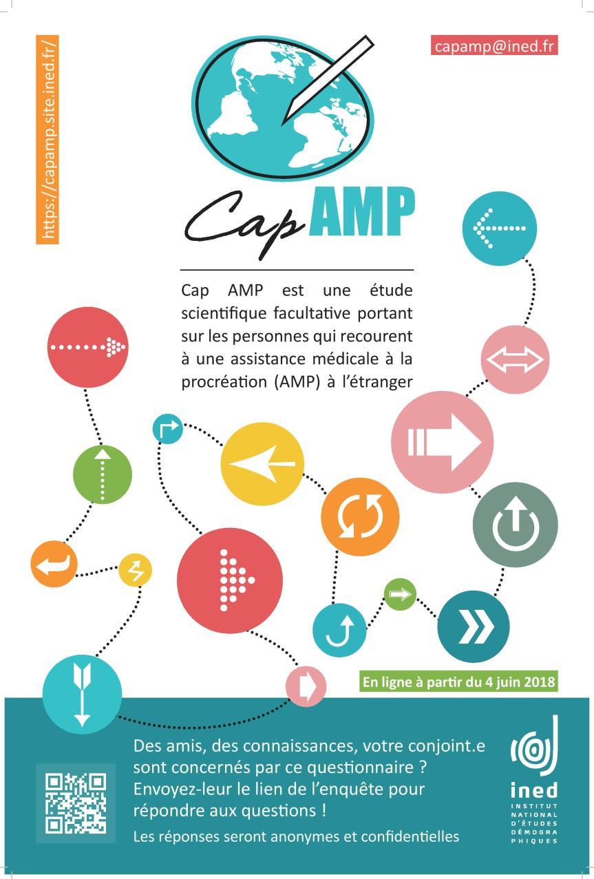 Invitation CAP AMP : une enquête pour comprendre l'AMPtransnationale