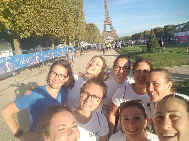 Elles ont couru La Parisienne!