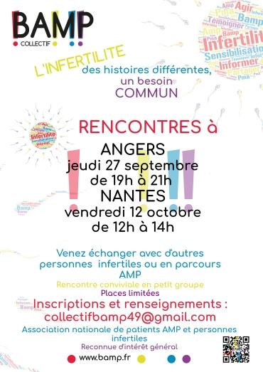 Rencontre Angers