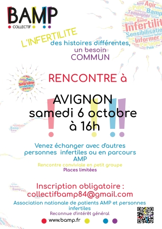 Rencontre AvignonOctobre