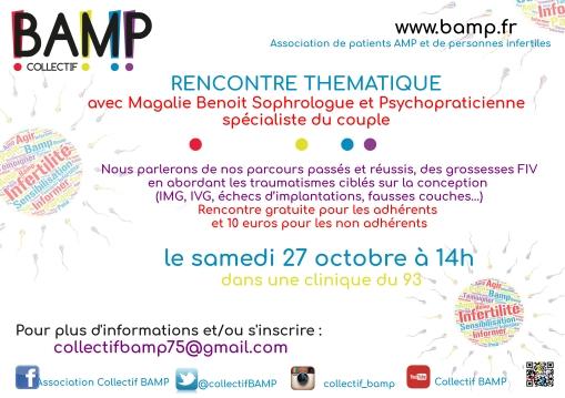 Rencontre thème Paris