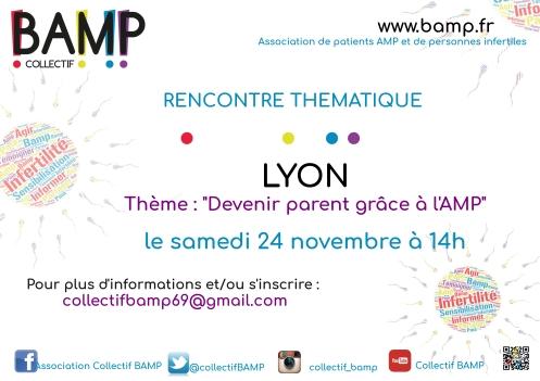 Rencontre thème Lyon