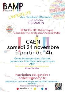 Rencontre Caen
