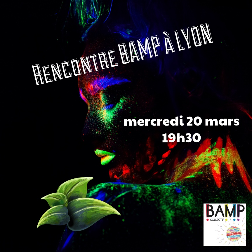 Rencontre BAMP de mars àLYON