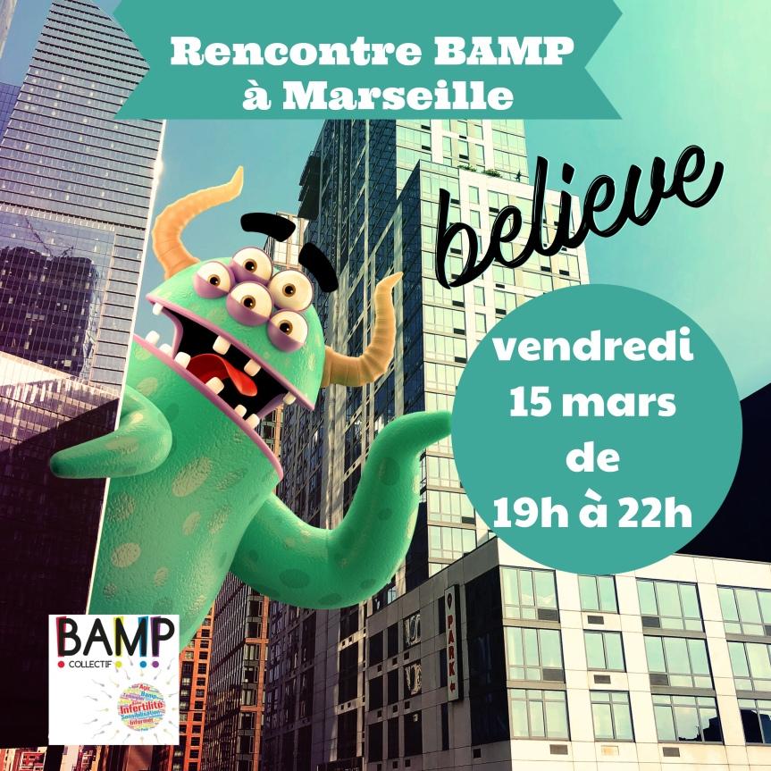 En mars à Marseille!