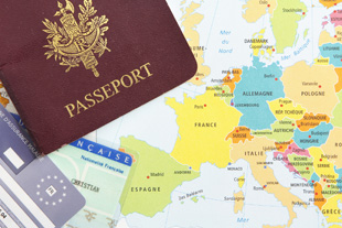 Passeport, carte d'Europe et pices d'identit