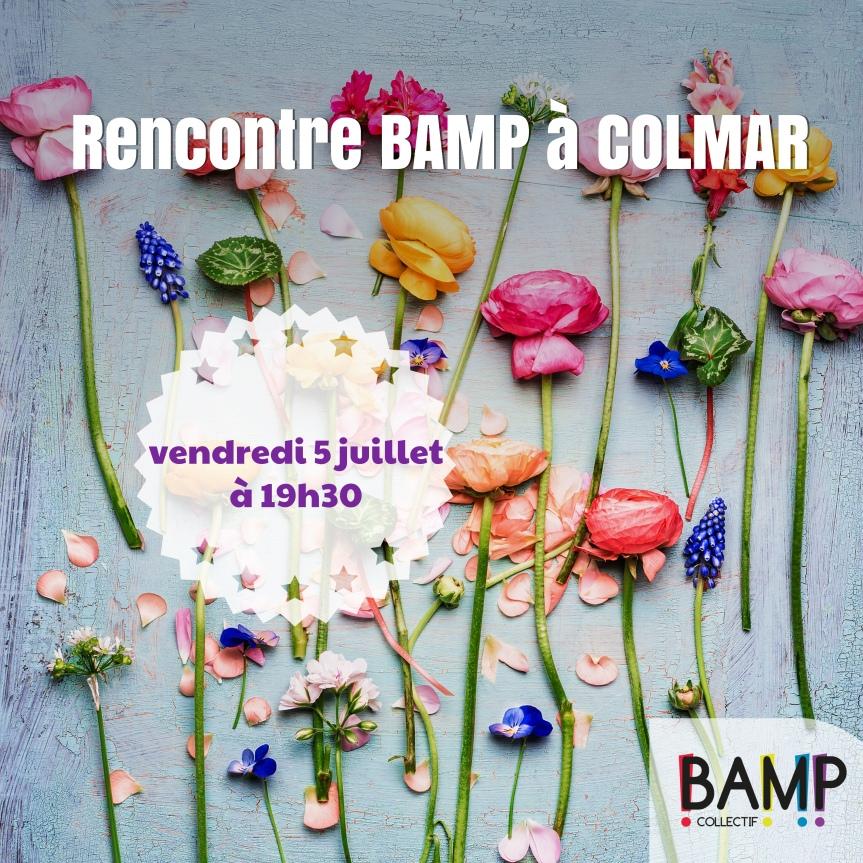 Rencontre BAMP en centre-Alsace à Colmar!
