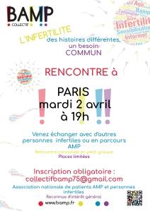 Rencontre Paris