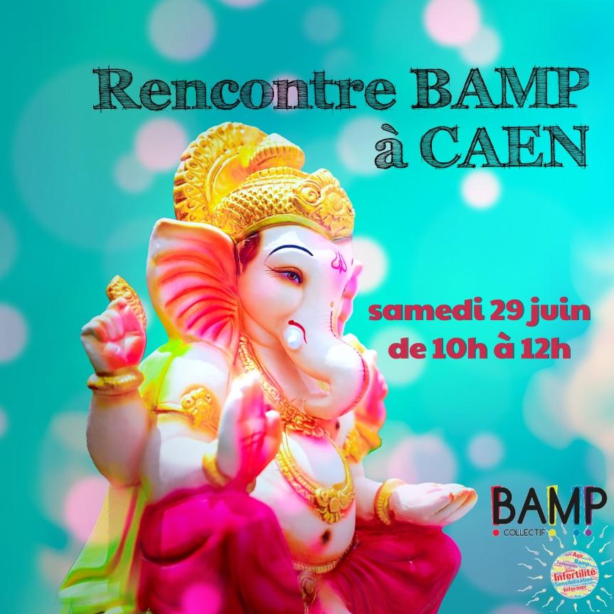 Rencontre à Caen!