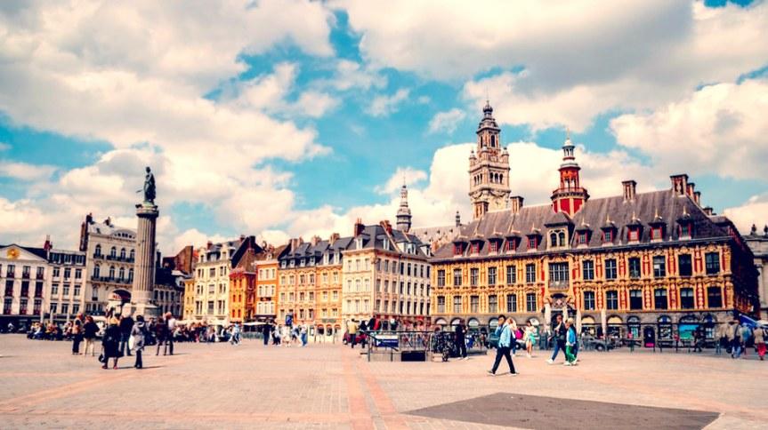 Hého les gens de Lille ou proches de Lille!