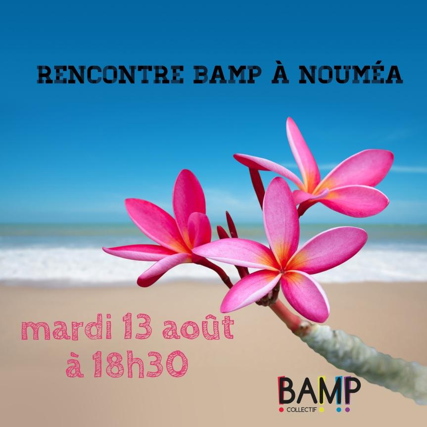 Rencontre hivernale (oui, oui !) à Nouméa!