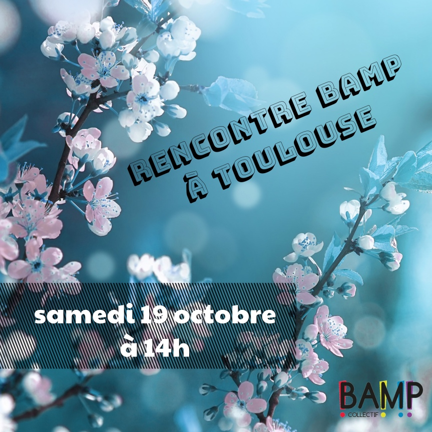 Rencontre BAMP à TOULOUSE!