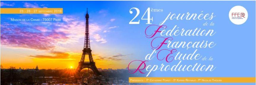 Fédération Française Etudes de la Reproduction2019