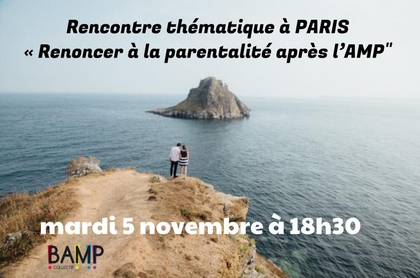SSI 2019 : Rencontre thématique àParis