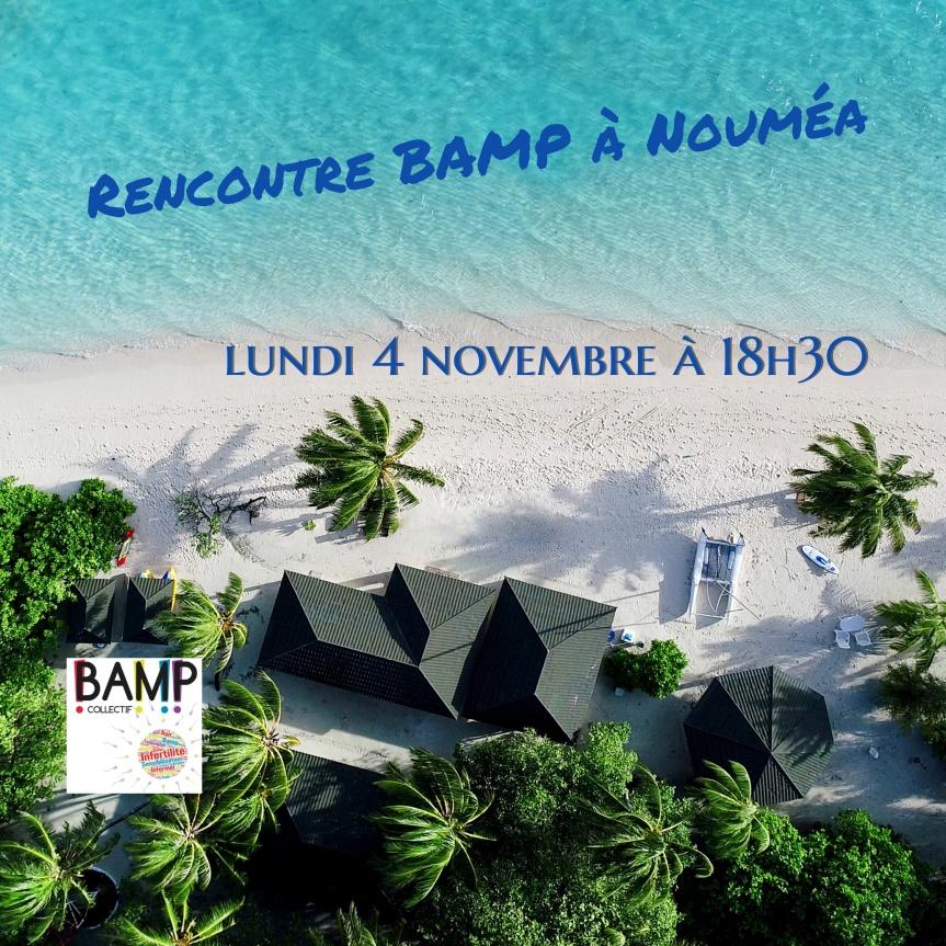 SSI 2019 : Rencontre BAMP àNouméa