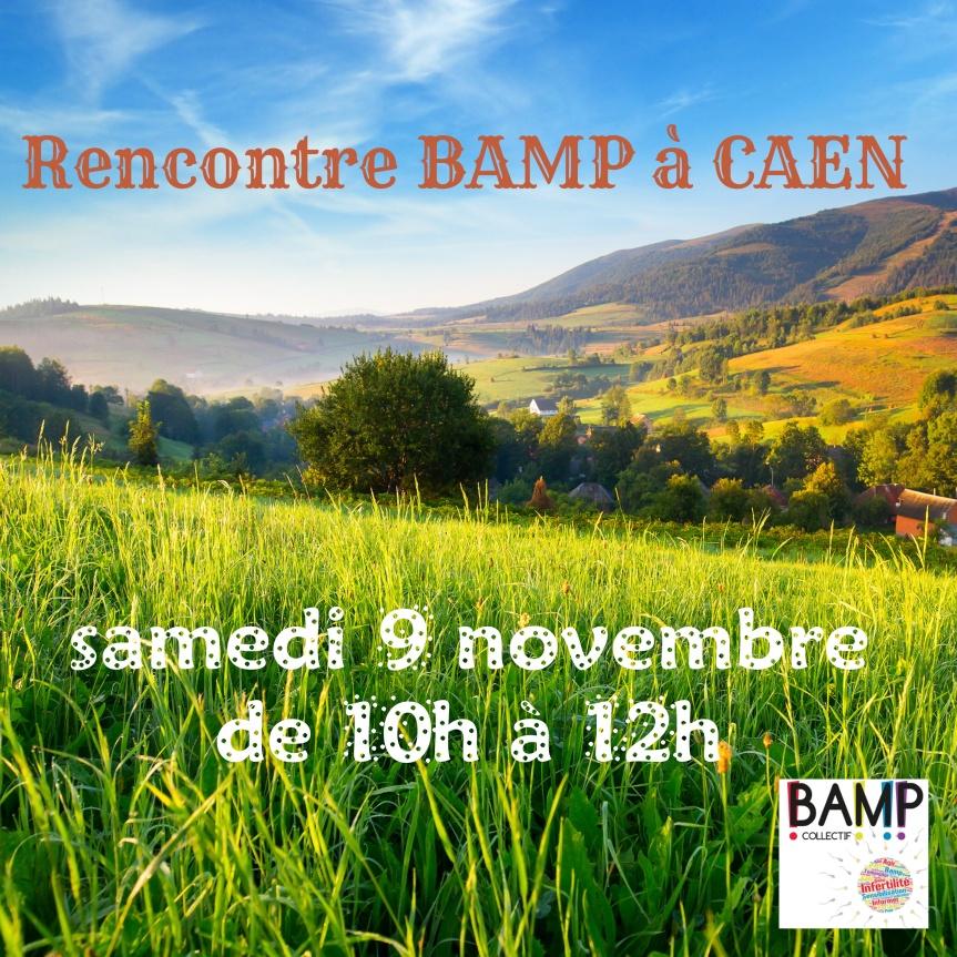 SSI 2019 : Rencontre BAMP àCaen
