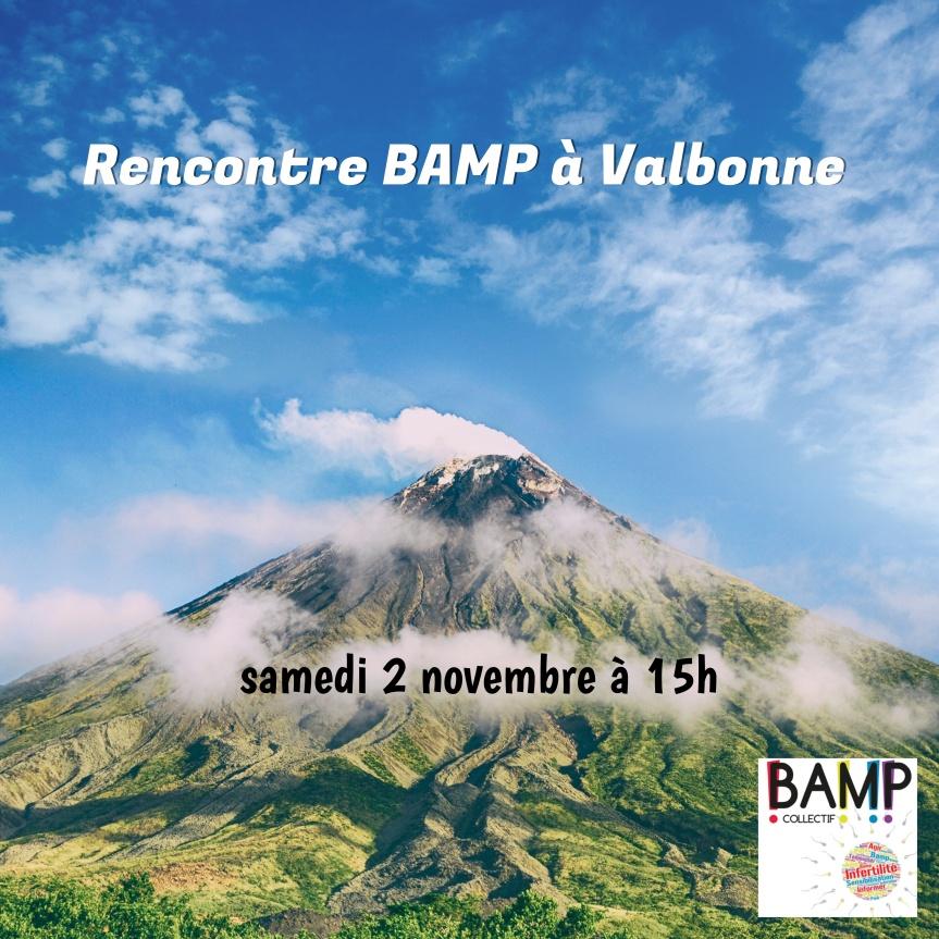 SSI 2019 : rencontre BAMP àValbonne
