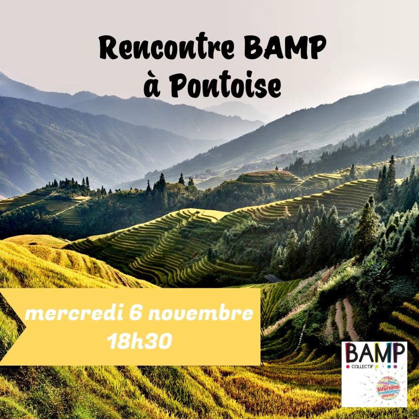 SSI 2019 : Rencontre BAMP àPontoise