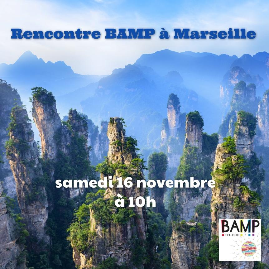 Ça BAMPe à Marseille!