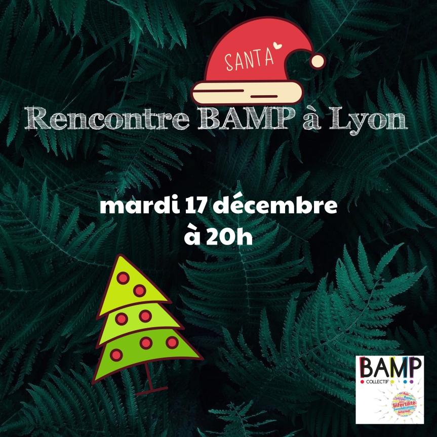 Dernière rencontre 2019 à Lyon!